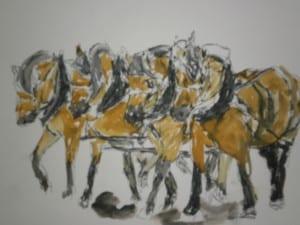 Drafthorses