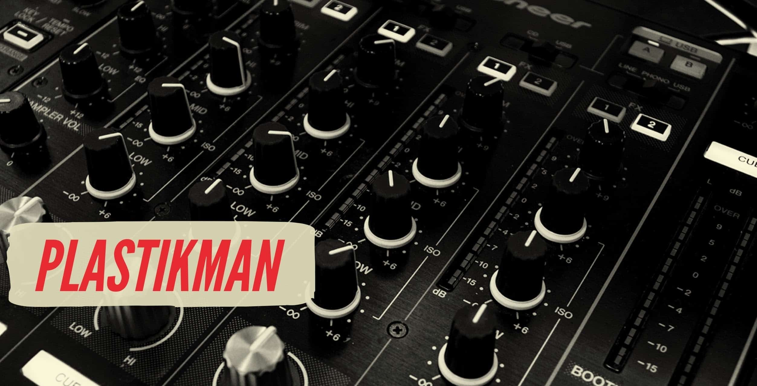 Plastikman: Arkives Mix